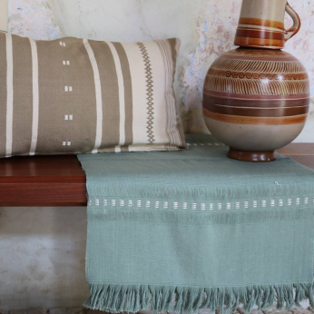 RAYAS TABLE RUNNER (2 COLORWAYS)