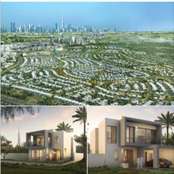 Dubai Hills Estate - Maple/Sidra/ Golf Place Villas