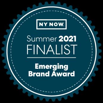 Emerging Brand Award (Finalist)