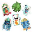 Sticker Pack Gods & Demigods