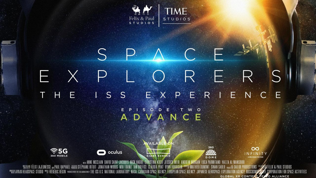Space Explorers: The ISS Experience Episode 2: Advance