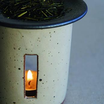 Sanoka Tea Incense Burner