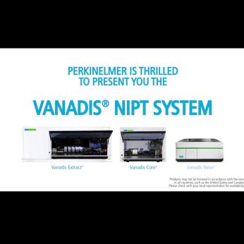 Vanadis® NIPT System