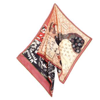 Japanese scarf