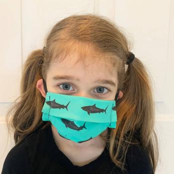 Assorted Child Face Masks