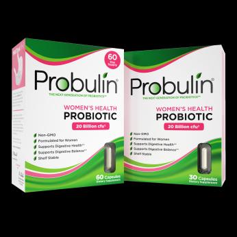 Probulin® Women's Health Probiotic