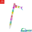 Sea Shell/ Palm Tree/ Dolphin Ball Pen Matte Rainbow Color / Novelty Pen / Gift Pen / Souvenirs