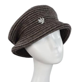 Esposito Striped Hat