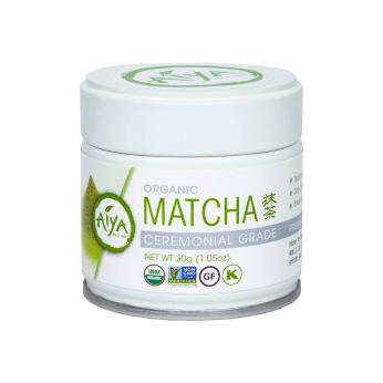 Organic Ceremonial Grade Matcha (30g tin)