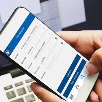 E-Mail Management mit windream Exchange