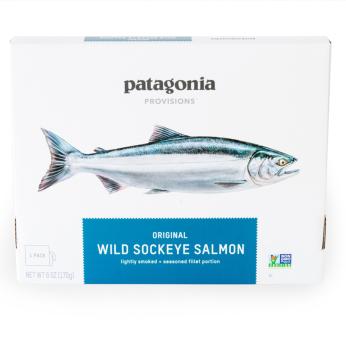 Wild Sockeye Salmon, Original