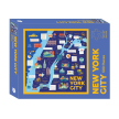 New York City Map Puzzle