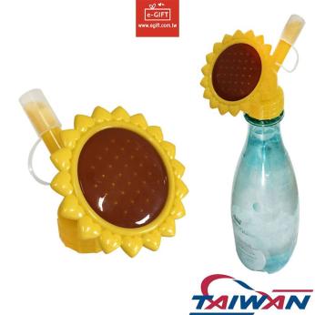 Flower Plant Shower Head/ Bottle Adapter