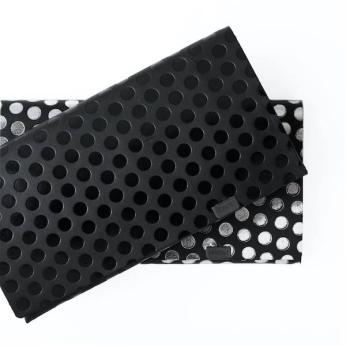 Long Wallet- Polka Dot