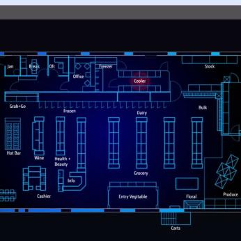 FUJITSU IoT Operations Cockpit - Digitalisierung und Automatisierung von Prozessabläufen