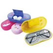 Eyeglasses Case With Contact Lens Component