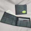 Revved Up Bi-Fold Wallet - Green Logo