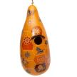 Bee Doodle - Gourd Birdhouse