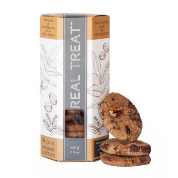 Top Shelf: Dark Chocolate Chunk with Smoked Pecans