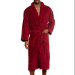 Chortex® Stylish Plush Robe™, Claret