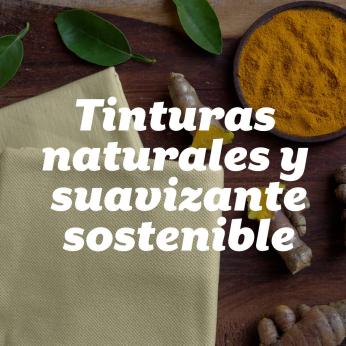 PRODUCTOS CON TINTURAS NATURALES - Pigmentos Naturales - Línea Natural Color