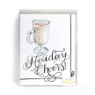 Holiday Cheers Cards, Set of 8