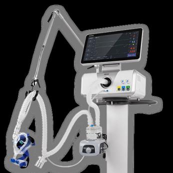 Non-Invasive Ventilator—VG55