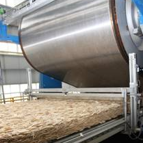 IPCO steel belts for Wood Based Panels