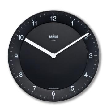 Braun Classic Wall Clock - BC06