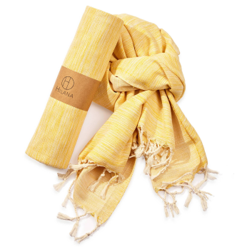Yalova Marbled Turkish Towel
