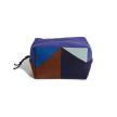 Randy blue toilet bag