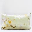 Plant-Dyed Silk Velvet Throw Pillows
