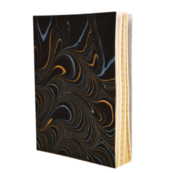Marbled Paper Notebook
