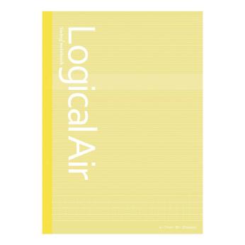 Logical Air Notebook Pale Tone, B5(5 piece set)
