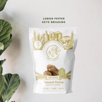 Keto Upcycled Breading - Lemon Pepper
