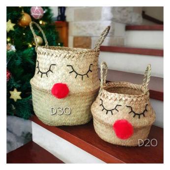 Belly Basket - RED NOSED Reinder