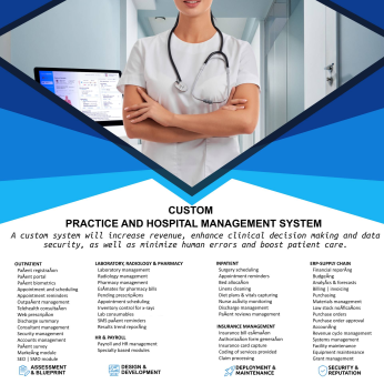 EHR and ERP,  by Quick Social LLC