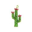 Cactus Beaded Ornament