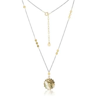 Glory Labradorite Necklace