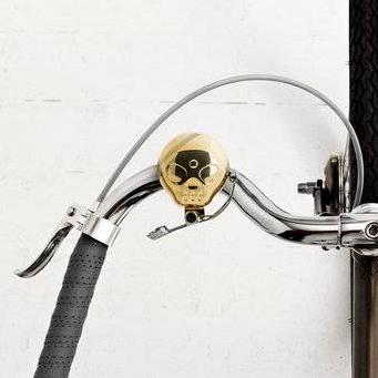 Skull Bike Bell