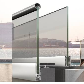 M8200 Glass Railings