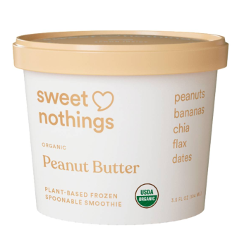 Sweet Nothings Peanut Butter Spoonable Smoothie