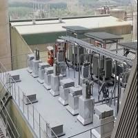 Electrostatic precipitators (ESP)