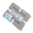 Alexis® Honeycomb™ 6 Piece Towel Set, Flax - Store Ready