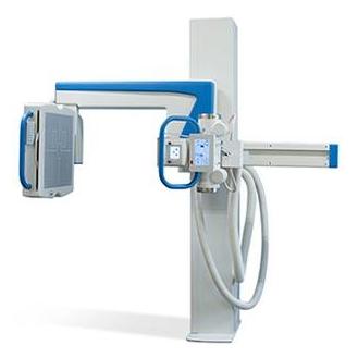 Universal digital X-ray machine Graphix-D