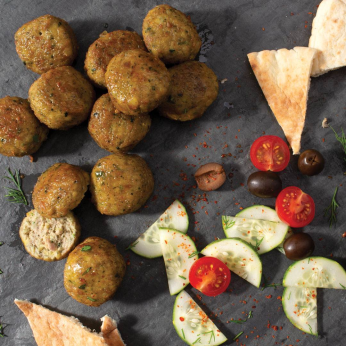 Well Carved™ Organic Mediterranean Style Meatballs