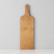 Natural Tapas Plank Set of 2