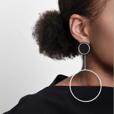 To & Fro Earrings - 41161