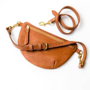Sling Bag, Chestnut