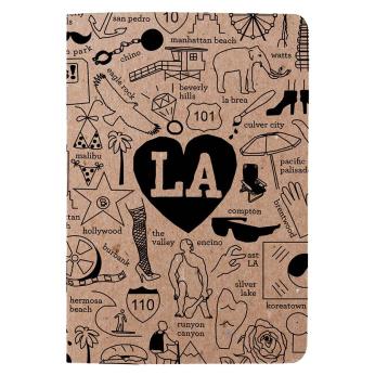 Los Angeles Hoods Booklet